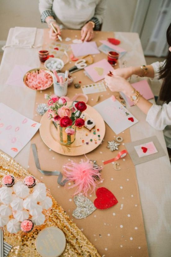 How To Throw The Best Galentine's Party For You And Your Besties