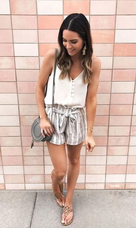 6 Paper Bag Shorts That You Need In You Wardrobe