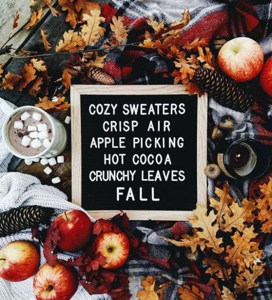 Cute Fall Decor Ideas For Your Bedroom