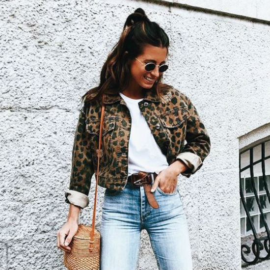 *The Best Animal Print Looks You Need This Fall