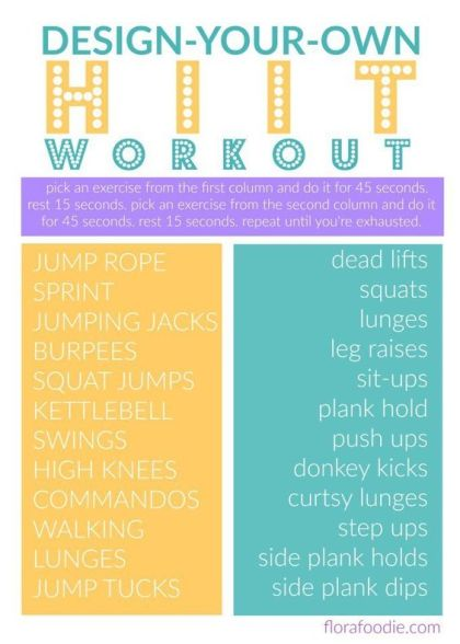 8 Best At Home Workouts To Fight The Freshman 15