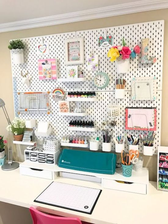 How To Keep Your Space From Getting Cluttered