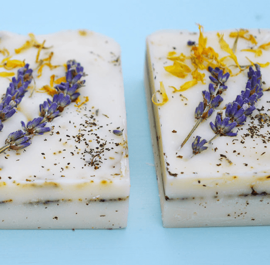 The Prettiest DIY Soaps Ever