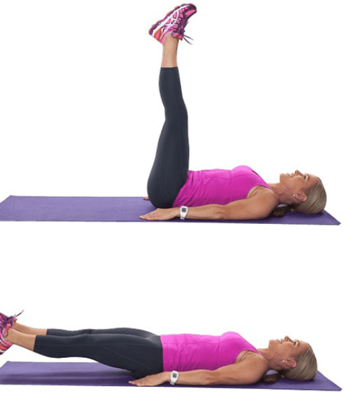 5 Best Pilates Moves For Washboard Abs