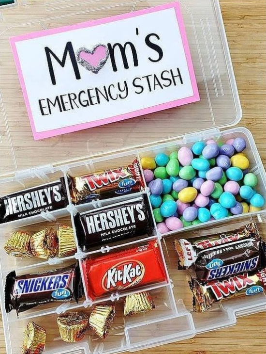 Beautiful Mother's Day Baskets And What To Put In Them