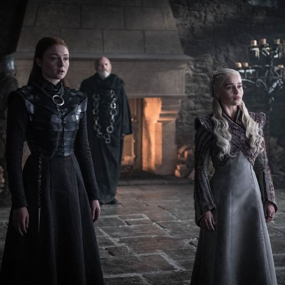 Queens of Westeros: The Duality of Daenerys and Sansa