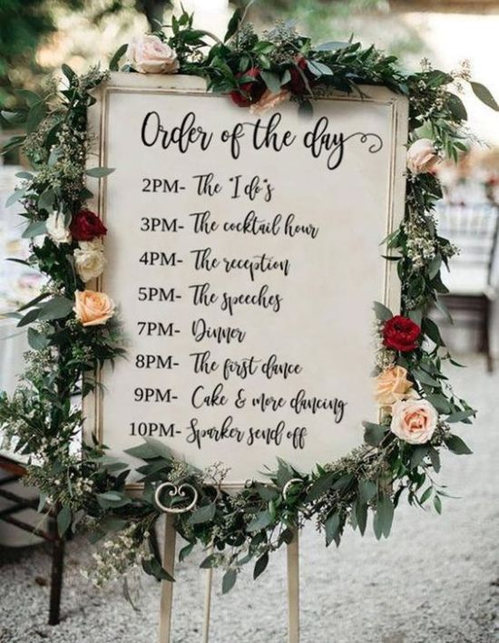 The Ultimate Wedding Checklist To Make Sure You're Prepared For The Big Day