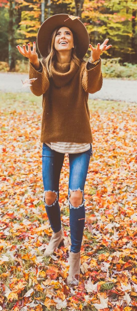 7 Staple Items For Your Fall Wardrobe