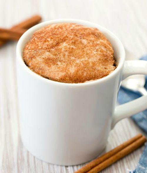 12 Easy and Delicious Mug Cake Recipes