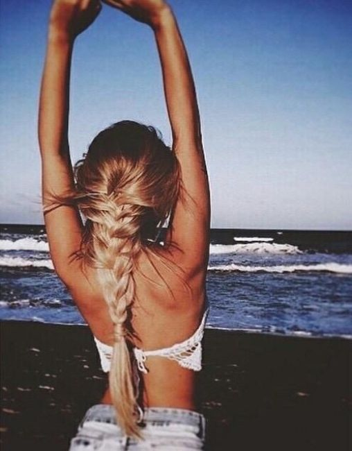 Cute Ways To Style Your Hair This Summer