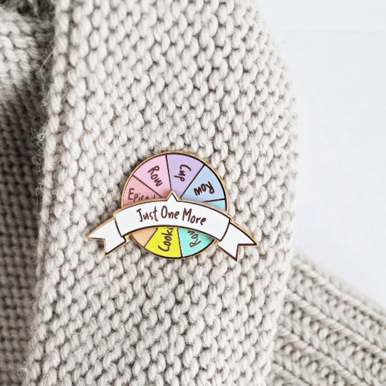 *10 Cute Enamel Pins To Dress Up Your Backpack