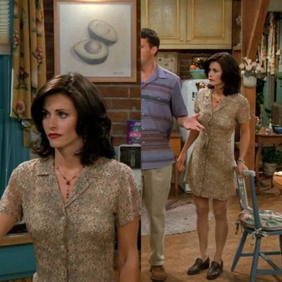10 Outfits Monica Wore On Friends That We Still Can't Get Over
