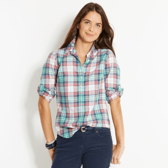 *10 Flannel Shirts Perfect For The Fall