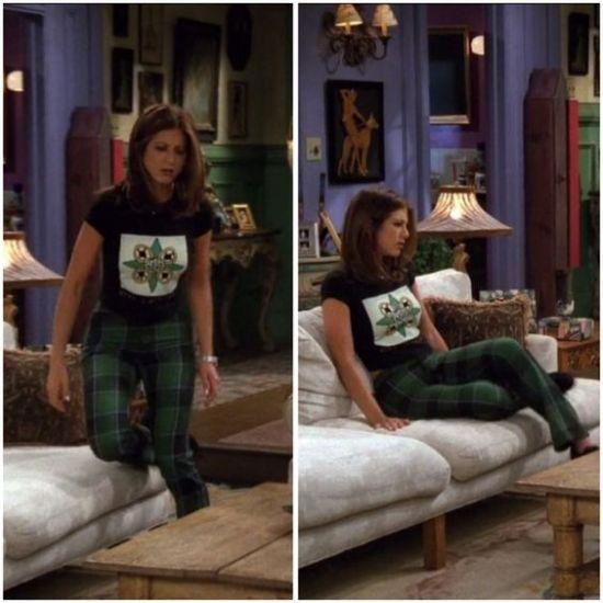 Rachel Green's 10 Best Looks