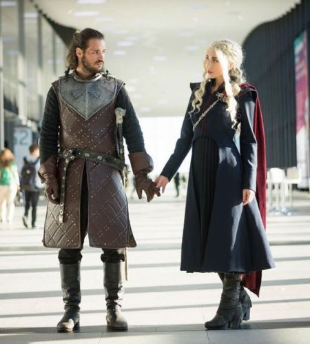 The Top 10 Up And Coming Couples Costumes