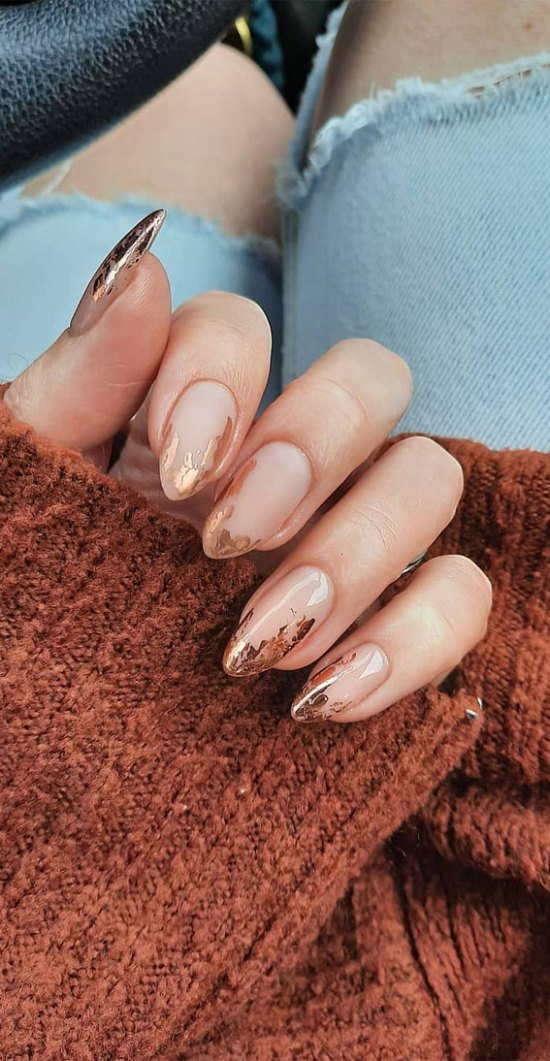 Cute Fall Nail Designs You Must Try