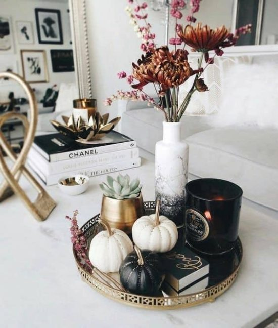 8 Easy Ways To Decorate Your Home This Fall