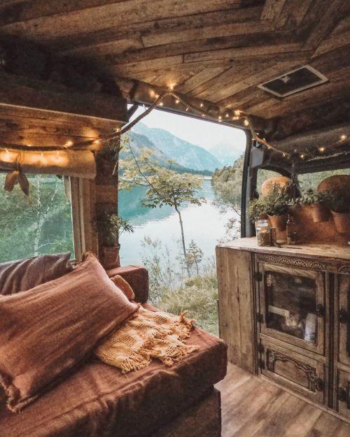 Top Ten Reasons You Should Consider Van Living