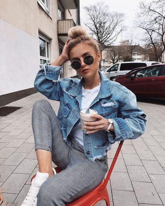 Best Outfit Ideas For When It's Cold In The Morning But Hot In The Afternoon