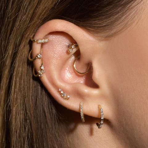 How To Take Your Ear Piercings To The Next Level
