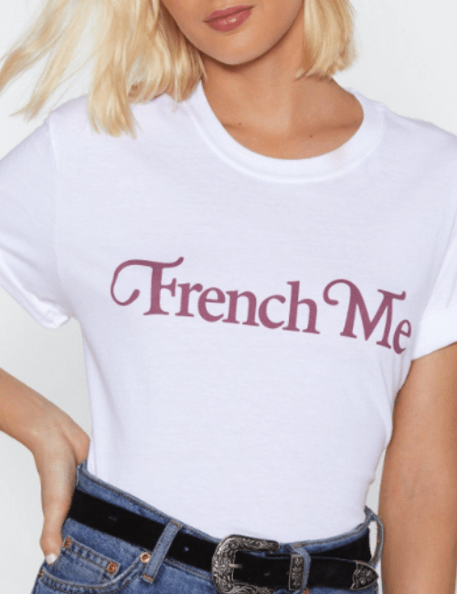 *10 Graphic Tees That'll Brand You The Cool Chick