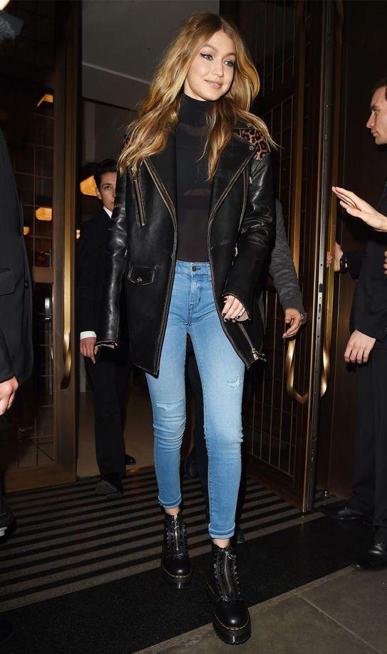 20 Times Victoria's Secret Models Gave Us Fashion Inspo