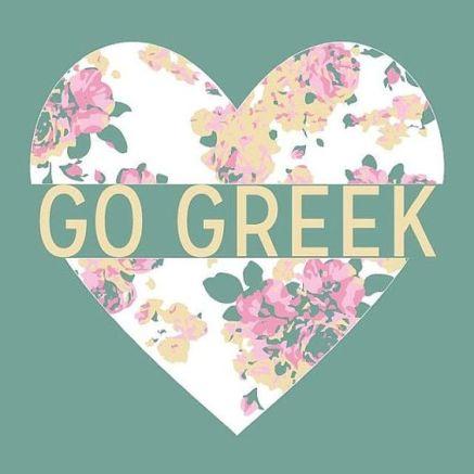 go greek