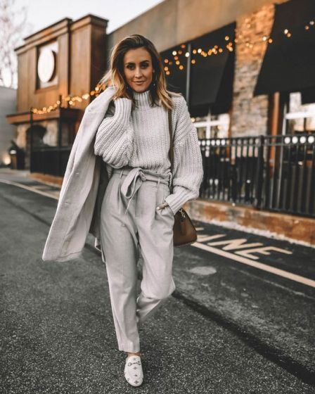 12 Ways To Wear Monochrome And Look Stylish AF