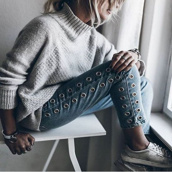 10 Ways To DIY Old Jeans You'll Love