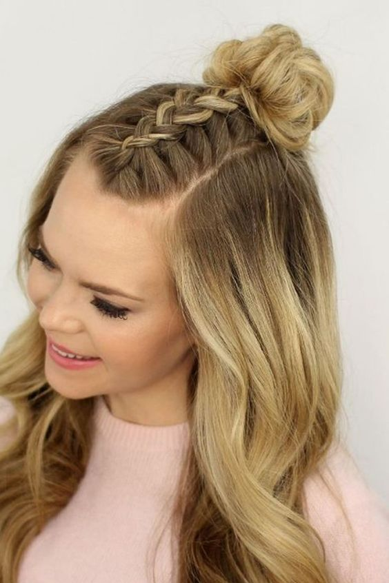 Great Hairstyles That You Can Do At Home Society19