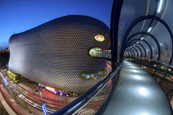 5 Reasons to Visit Birmingham UK