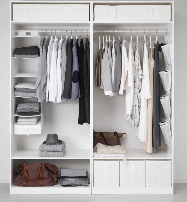 10 Tips On How To Make The Most Out Of A Small Wardrobe