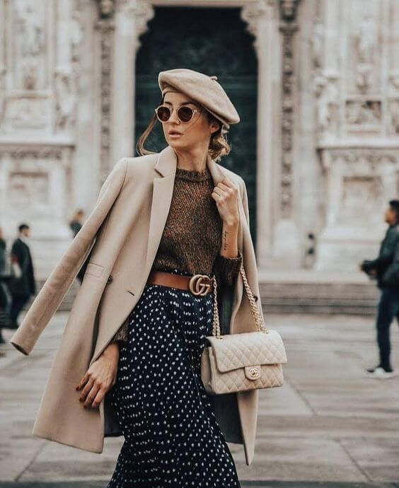 beret fashion lifestyle hat styles trend