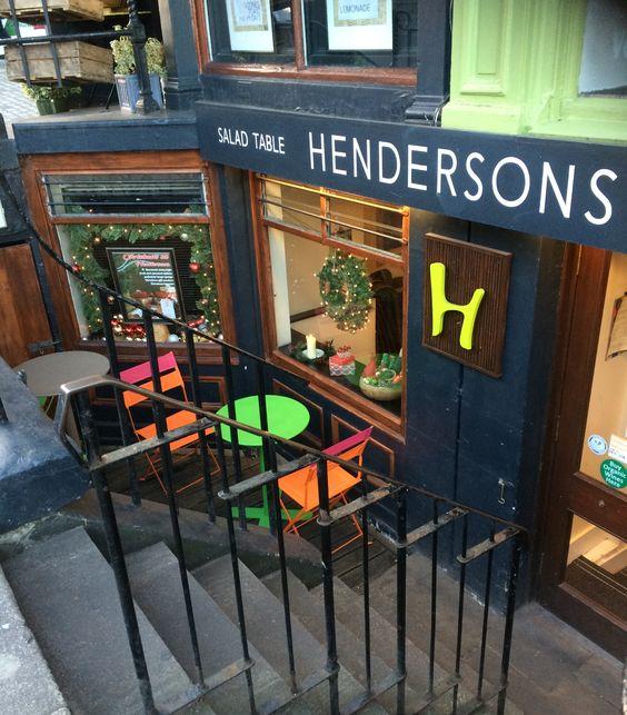 7 Best Vegetarian Spots In Edinburgh
