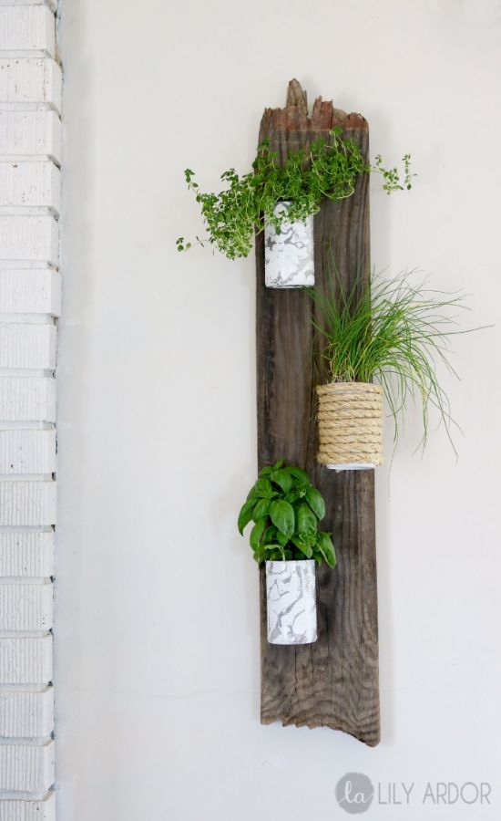 10 DIY Thrifted Home Decor Ideas