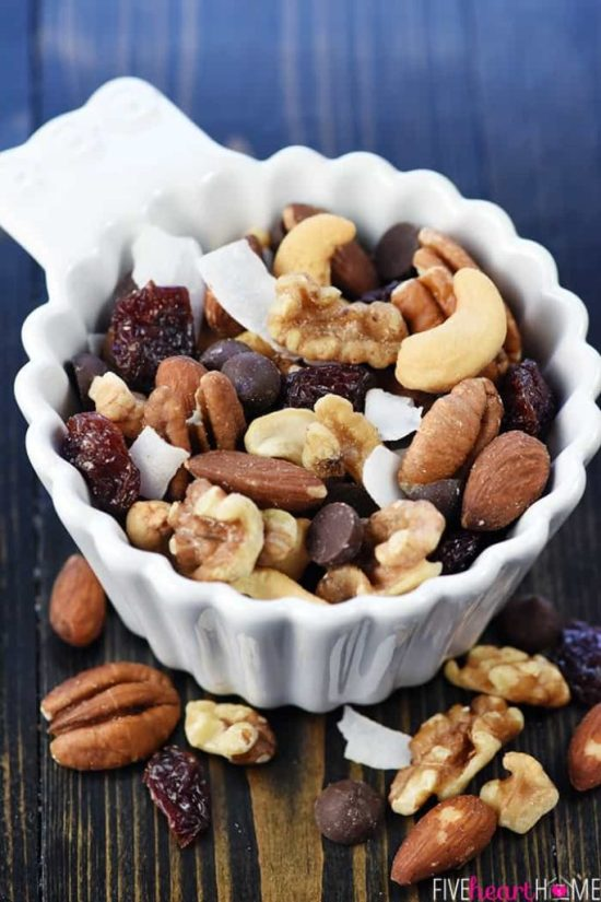 10 Great Healthy Snack Ideas For College Students