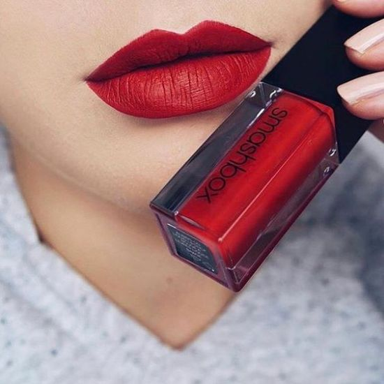 10 Red Matte Lipstick Looks You'll Rock This Valentine's Day