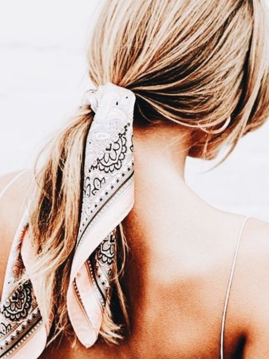 10 Summer Hair Styles That Are Perfect For Those Hot Summer Days