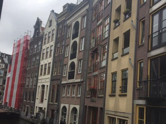 I took a sudden solo trip to Amsterdam and here's what happened