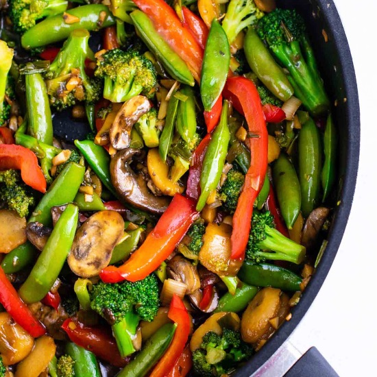10 Fast And Easy Vegetarian Dinners