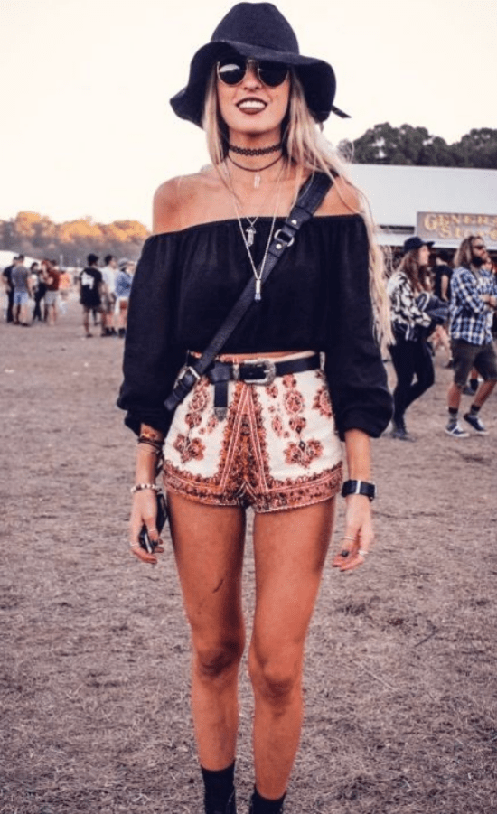 10 Festival Outfit Ideas That You Can Rock At Any Music Festival
