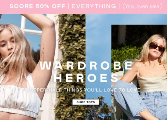 10 Clothing Sites That Are Having Amazing Sales Right Now