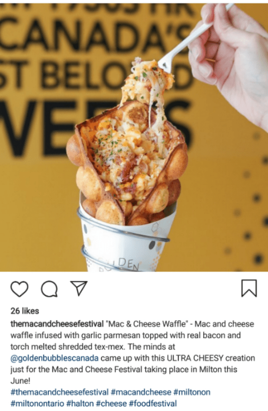10 Cheesy Dishes To Try At Edmonton's Mac And Cheese Festival