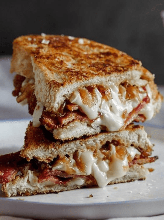 How To Make Grilled Cheese Gourmet
