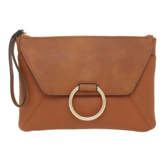 tan clutch cute bags