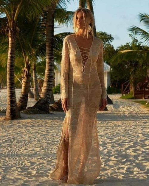 10 Bikini Coverups That Will Get You From The Beach To The Beach Club Happy Hour
