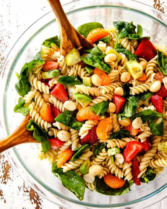 10 Pasta Salad Recipes You Absolutely Have To Make
