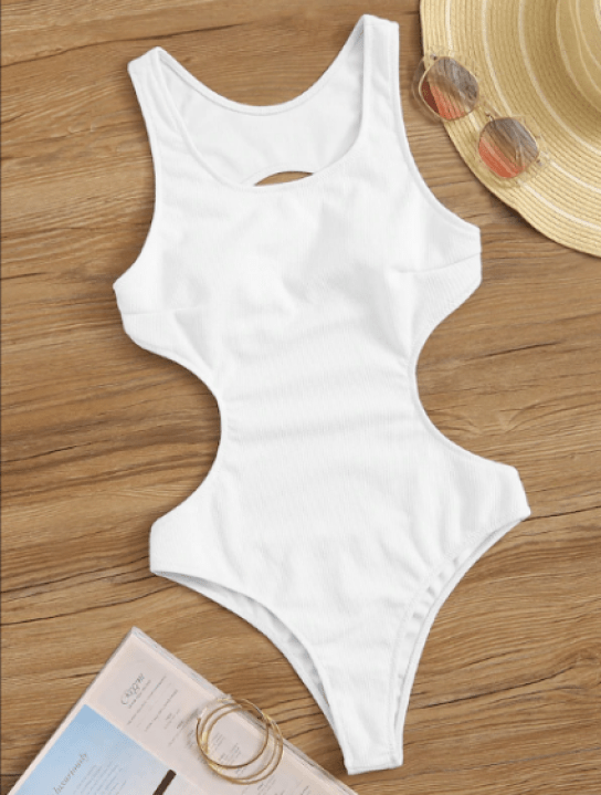 The Cutest White Bathing Suits For Summer Holiday