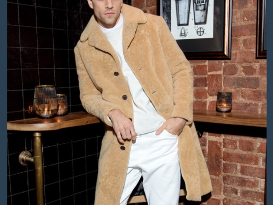 Top 5 Men's Coats Every Guy Must Have This Fall