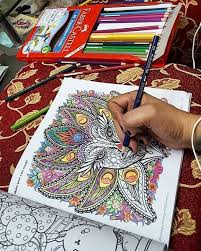 Being creative doesn't always mean painting a picture. It could mean exercising your brain to keep you mentally happy.